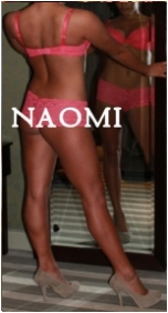 Stansted escort Naomi